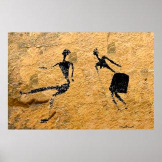 Dancing Pair Poster