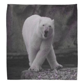 dancing polar bear bandana