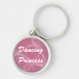 Dancing Princess Keychain