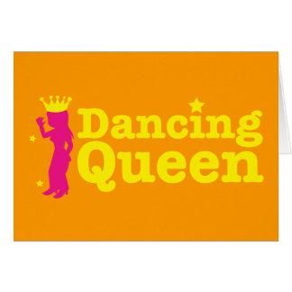 Dancing Queen Card