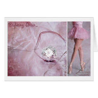 Dancing Queen... Diptych Card