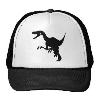 Dancing Raptor design Hat