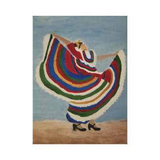 Dancing Reverie Canvas Print