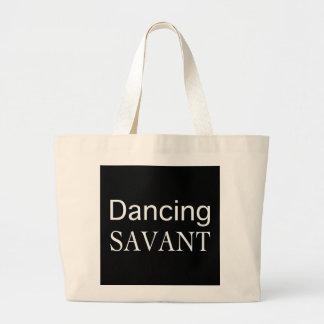 Dancing Savant Gifts Large Tote Bag