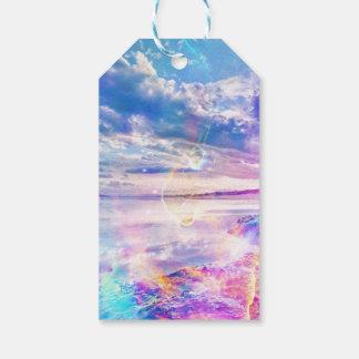 Dancing Sea Pack Of Gift Tags
