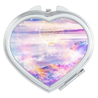 Dancing Sea Vanity Mirror