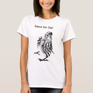 Dancing Siskin T-Shirt