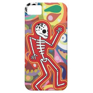 Dancing Skeleton iPhone 5 Case