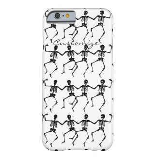 Dancing Skeletons Halloween Thunder_Cove Barely There iPhone 6 Case