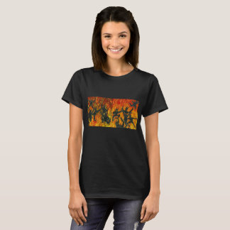 Dancing Sunspots T-Shirt
