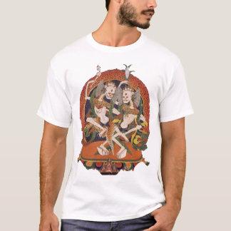 Dancing Tibetan Demons T-Shirt