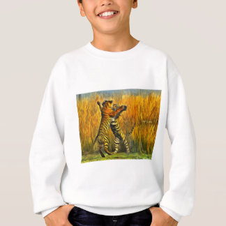 Dancing Tigers Sweatshirt