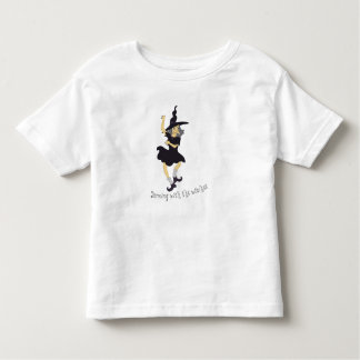 Dancing with the Witches Toddler T-shirt