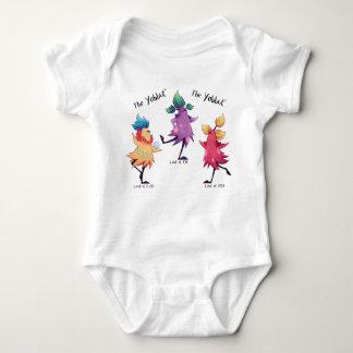 Dancing Yabbuts Baby Jumper Baby Bodysuit