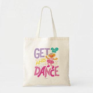 Dancing Zoe Budget Tote Bag