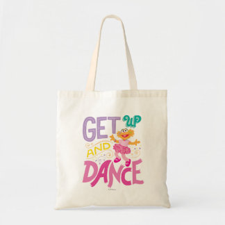 Dancing Zoe Tote Bag