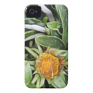 Dandelion a la Van Gogh iPhone 4 Covers