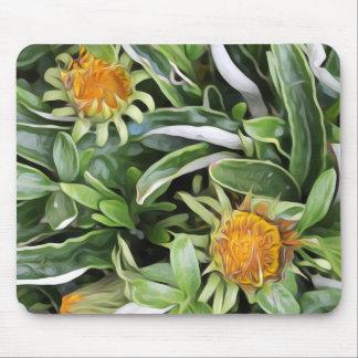 Dandelion a la Van Gogh Mouse Pad