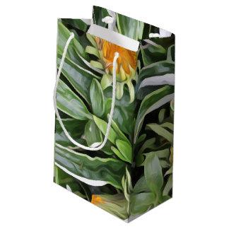 Dandelion a la Van Gogh Small Gift Bag