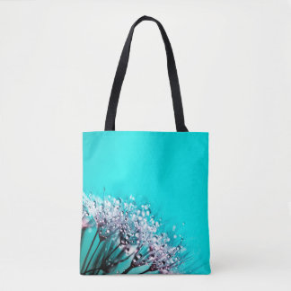 Dandelion - All-Over-Print Tote Bag