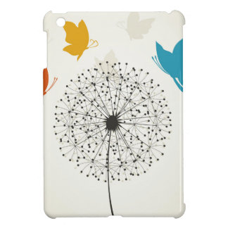 Dandelion and the butterfly iPad mini cases