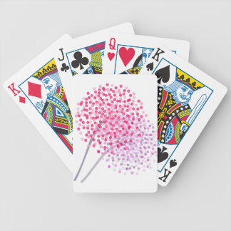 Dandelion Blooms Bicycle Playing Cards