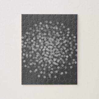 Dandelion Burst Jigsaw Puzzle