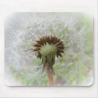 Dandelion Clock mousepad   © Angel Honey, 2010