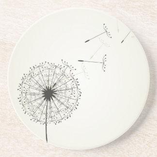 Dandelion Coasters