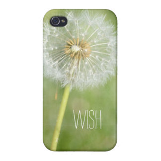 Dandelion Cover For iPhone 4