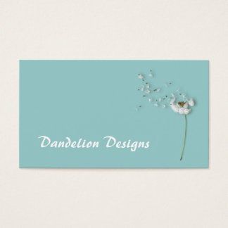 Dandelion Design Business Card