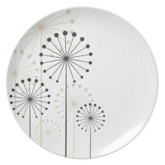 Dandelion Dinner Plates
