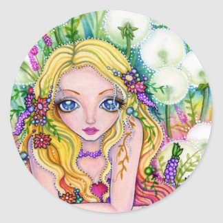 * Dandelion fairy kingdom *  Sticker