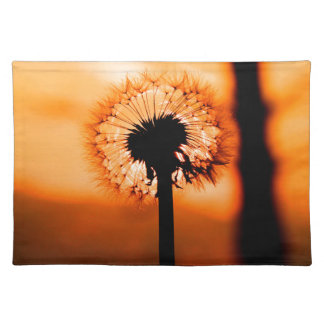 Dandelion Flower (Tooth of Leon) Placemat