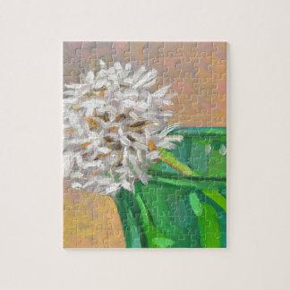 Dandelion Jigsaw Puzzle