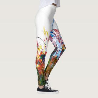 Dandelion Leggings