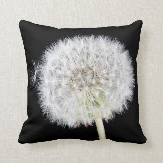 Dandelion Lust Throw Pillow