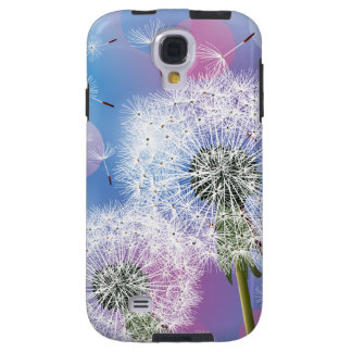 Dandelion Make A Wish Samsung Galaxy S4 Case
