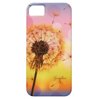 Dandelion Make A Wish Spring Case For The iPhone 5