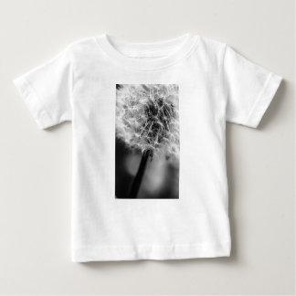 Dandelion Monochrome Baby T-Shirt