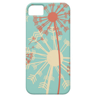 Dandelion Nature Modern Illustration iPhone 5 Covers