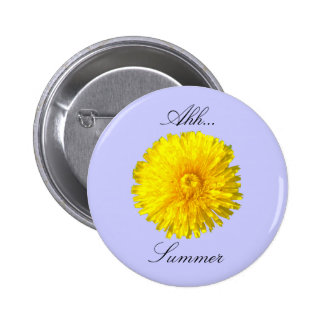 Dandelion Products 2 Inch Round Button