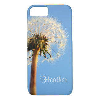 Dandelion Puff iPhone 8/7 Case