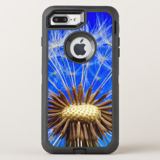 Dandelion seed OtterBox defender iPhone 8 plus/7 plus case