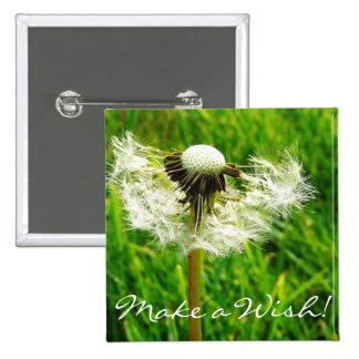 Dandelion Seeds Pins