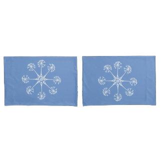 Dandelion seeds pillowcase
