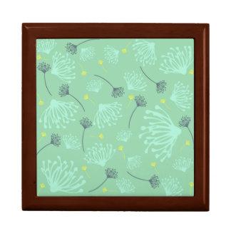 Dandelion Silhouette Gift Box