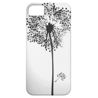 Dandelion Silhouette iPhone 5 Covers