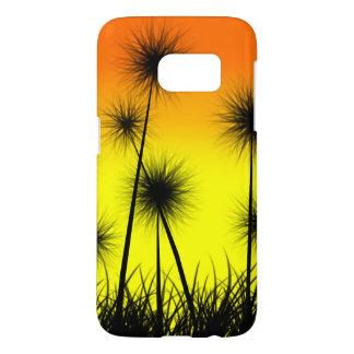 Dandelion Sunrise Samsung Galaxy S7 Case