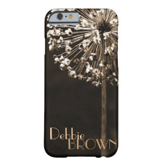 Dandelion Wishes Barely There iPhone 6 Case